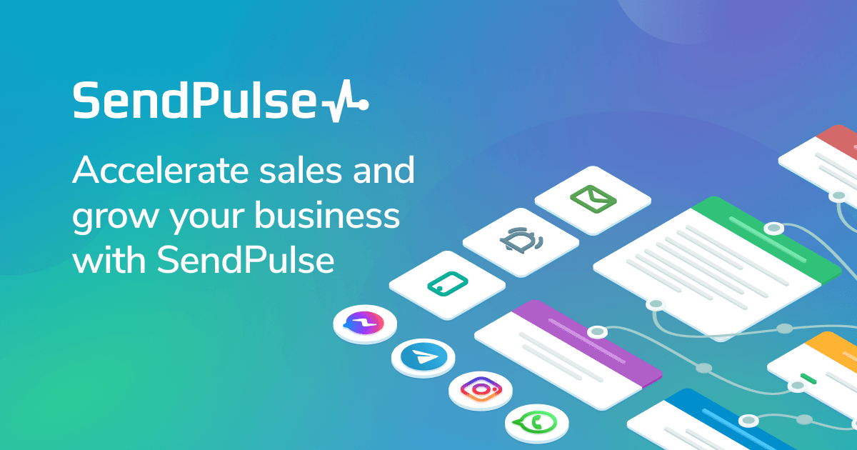 Multi-Channel Marketing Automation Platform | SendPulse